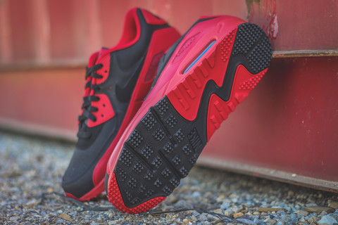 sale retailer 2caad a1cff ... wholesale nike air max 90 winter premium gym red voted best nightclub  in bangkok and pattaya
