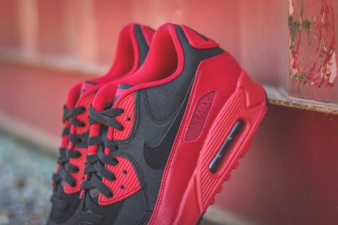 air max 90 gym red black